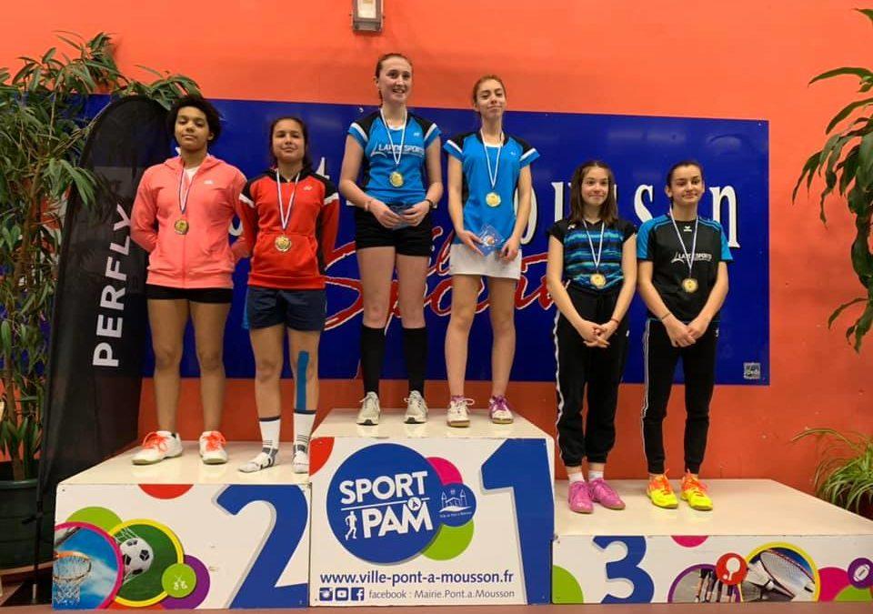 Résultats du Championnat Régional Jeunes Grand Est